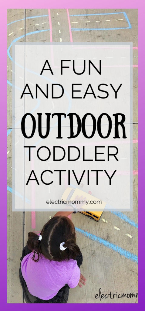 This is such an easy activity to help them set up! Read on for a fun outdoor activity for your preschooler. Fun Outdoor Toddler Activity | Outdoor Activity for Toddler | Toddler Outdoor Activity Ideas | Outdoor Activities for Kids | Fun Activities for Kids #toddleractivities #kidactivities #preschoolactivities #outdooractivities #ad #cbias #playwithplaymobil