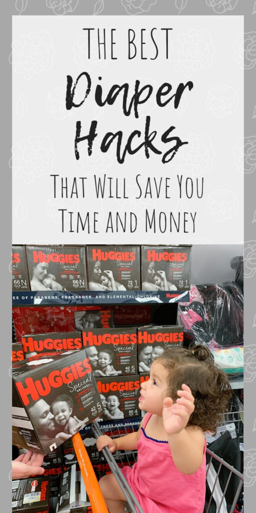 After five years of changing diapers, here are the tips and tricks that I use the most!  #huggon #momlife #bestdiapersever #huggies #newbabyessentials #pregnancy #bestbabydiapers #babyshowerregistry #huggiesvspampers