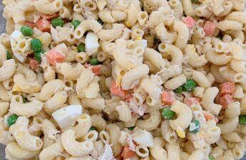 Tuna Macaroni Salad | Tuna Pasta Salad | Macaroni Salad Recipe | Tuna Macaroni Salad | Macaroni Salad with Tuna | Best Macaroni Salad | Easy Macaroni Salad | Tuna Salad