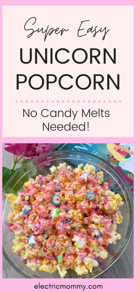 Unicorn Popcorn | Unicorn Food | Unicorns | Unicorn Rainbow | Fun Snacks for Kids | Kid Snacks | Colorful Food | Rainbow Popcorn | Snacks for Kids