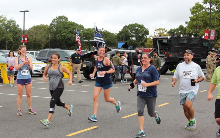 Vets4Warriors first 5k Run and Walk