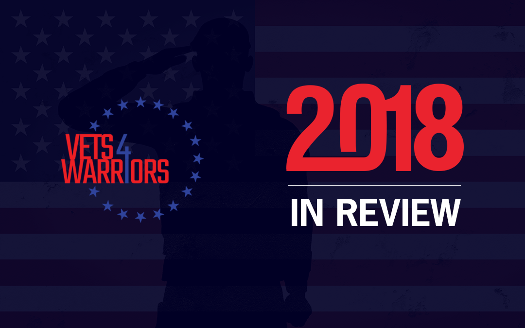 Looking Back on an Impactful 2018 for Vets4Warriors