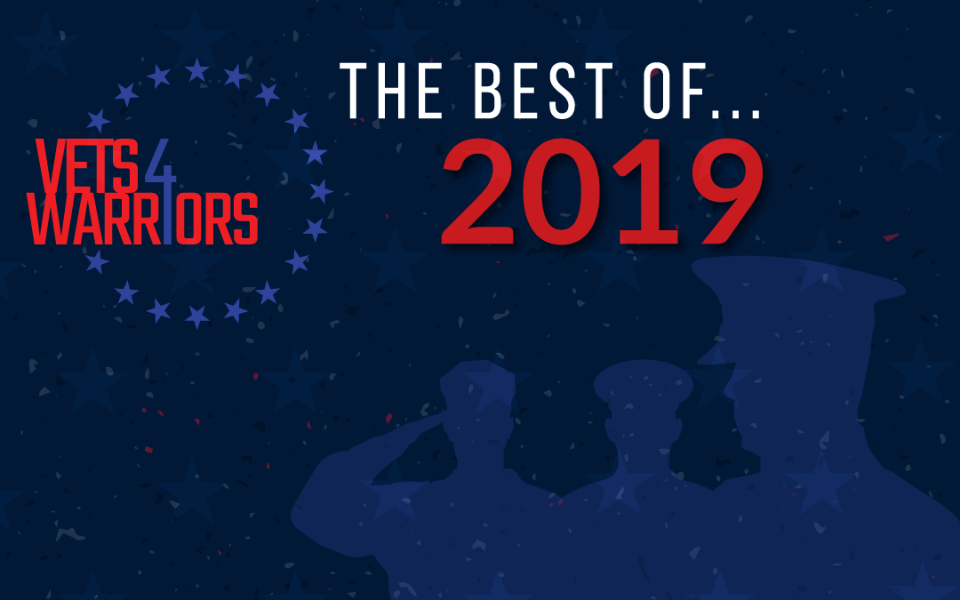 Celebrating an Exciting 2019 for Vets4Warriors