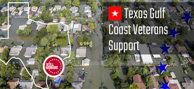 Veterans Impacted by Hurricane Harvey Receive Help in Weathering a New Storm: COVID-19