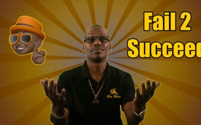Fail 2 Succeed – Stay Persistent