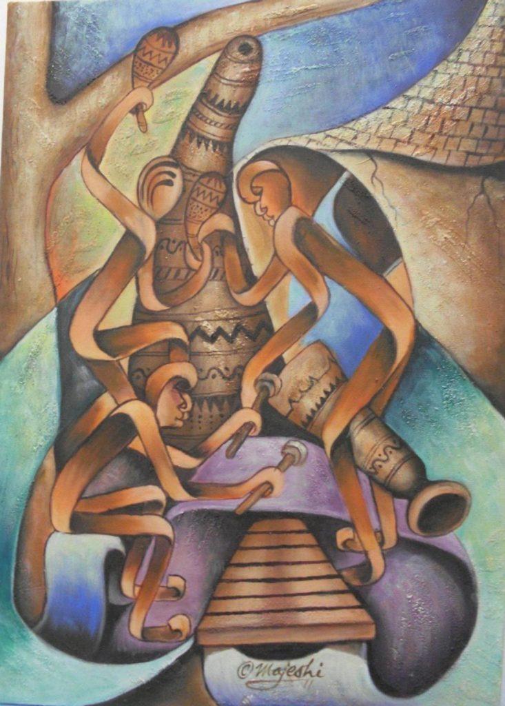 Mtwara Rhythm Hassan 'Majeshi' Msaka Tuck Magazine