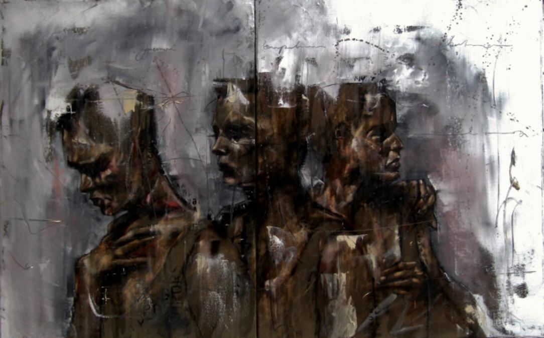 Aggression, Competition, Ambition Guy Denning Tuck Magazine