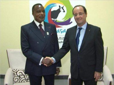 sassou-et-Hollande