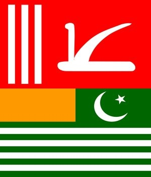 Kashmir-Flags