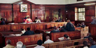 Court uganda
