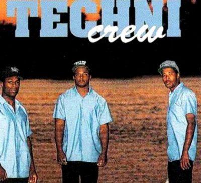 Techni Crew - Danger Island (Tape Only - Front)