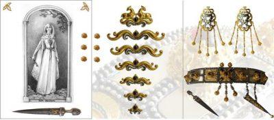 the princess jewellery set