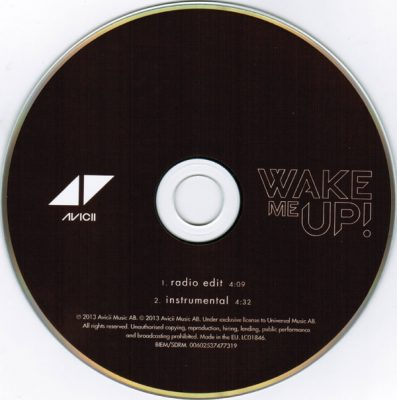 avicii cd