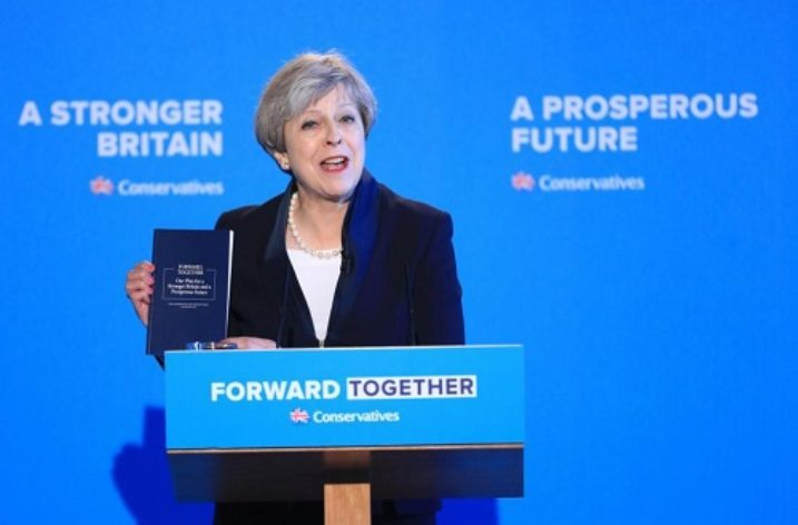 Mrs May's Manifesto: Clever or Too Clever?