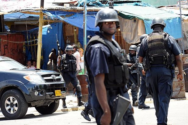 caribbean-police