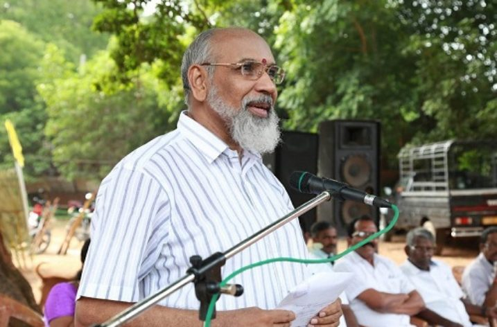 Wigneswaran: A Judicial Politician With A Mission On His Own