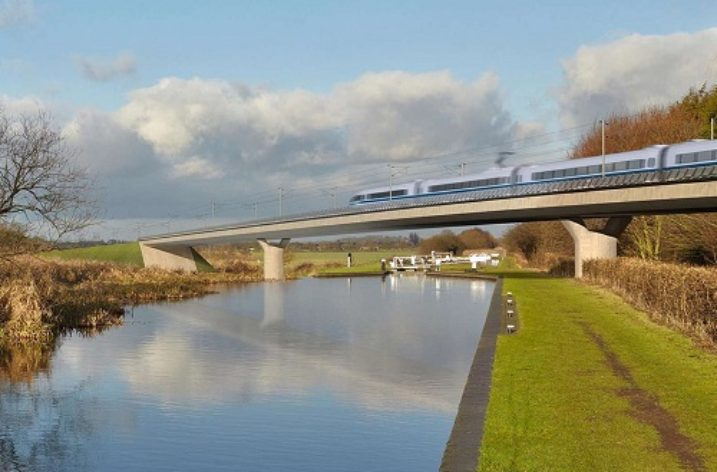 HS2 high-speed rail line will destroy new homes in Yorkshire