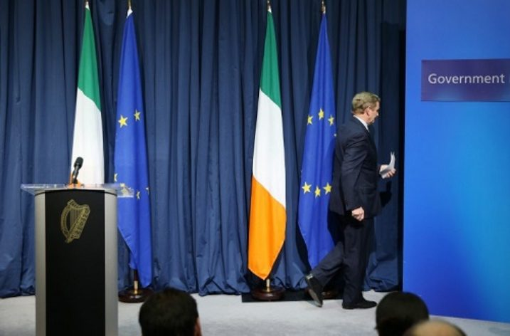 Ireland to now consider leaving the EU?
