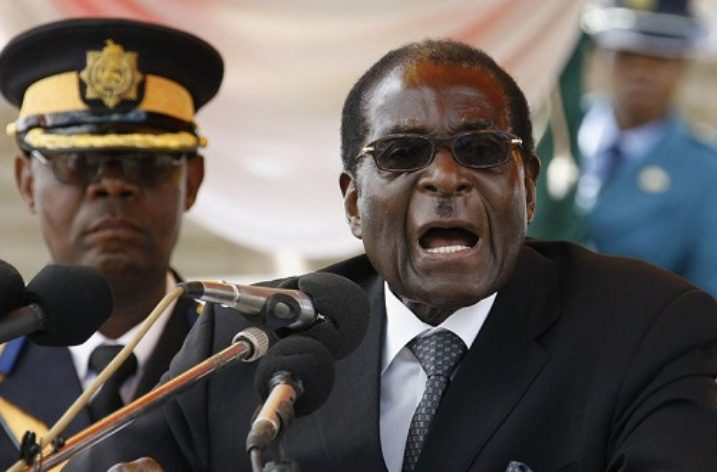 Mugabe no longer sings from the revolutionary hymn book