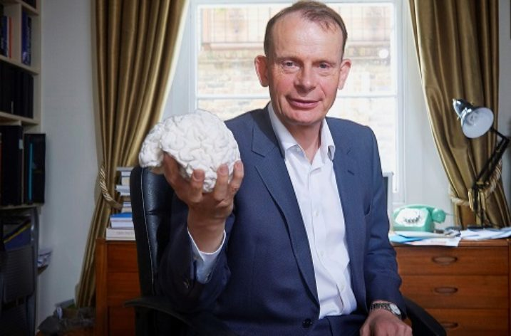 What Andrew Marr can teach us about resilience: My Brain and Me