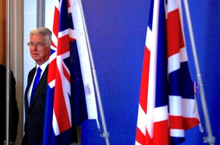 Brexit: Mr Fallon's Standpoint