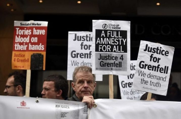 Grenfell Tower Inquiry: Answers, Justice, Healing and New Homes required