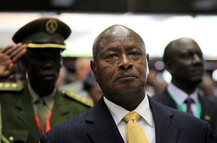 Ugandan opposition block bill to scrap Presidential age limit