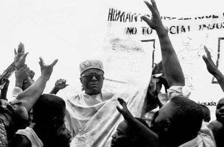 Brand Nigeria: Gani Fawehinmi and his shadow