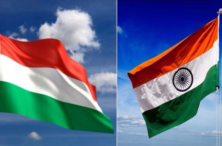 Hungarian Minister Dr. Csaba Balogh praises relations with India