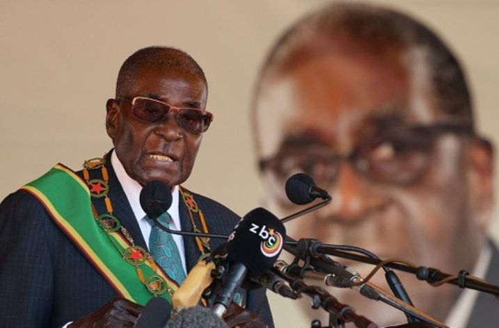 My Last Letter to Mugabe