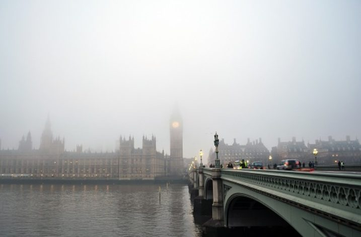 London levels of air pollution 'sickening'