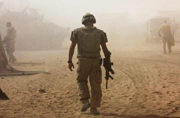 Post Traumatic Stress Disorder (PTSD): A Soldier's Constant Enemy