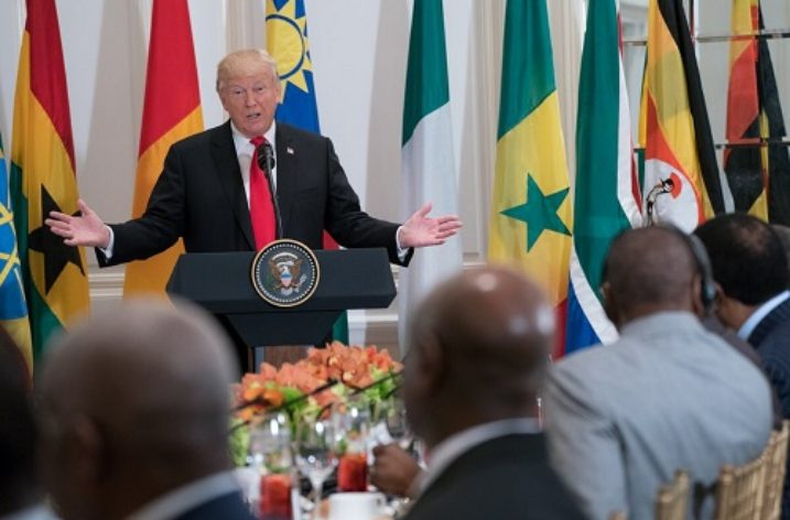Trump, disrespect and the US military in Africa