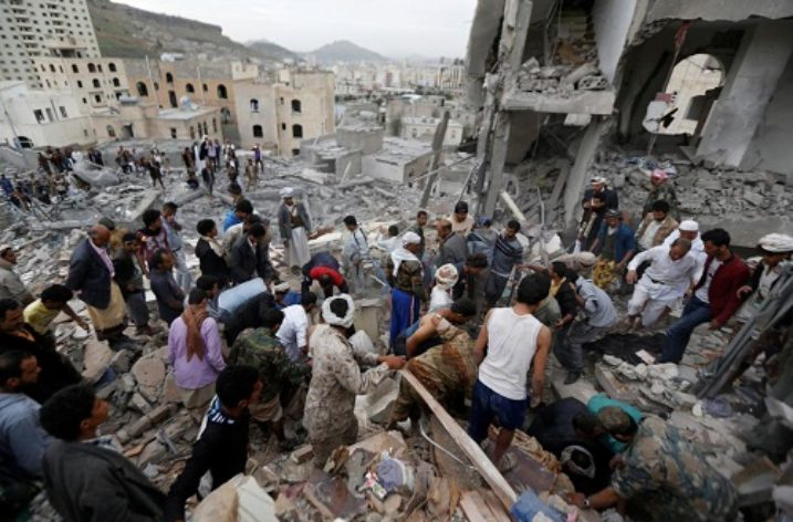 The world's worst humanitarian catastrophe is in Yemen – and the West is complicit