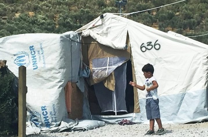 Dispatch From Moria Refugee Camp: A Crisis Within A Crisis