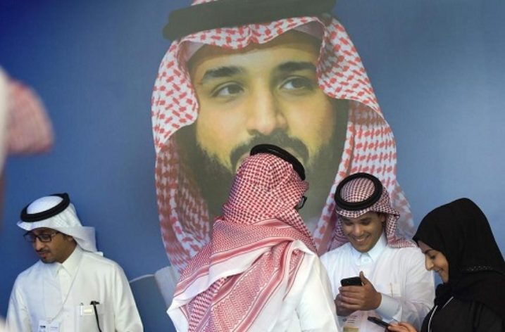 The big idea man meets his match in Saudi Arabia