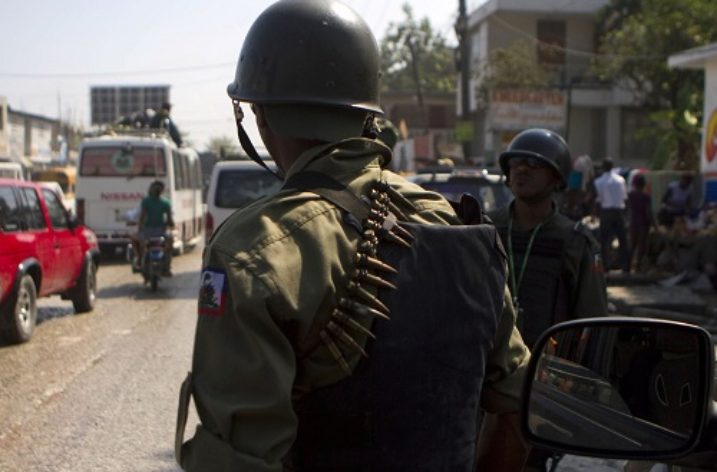 Haiti: Politics or Internal Security