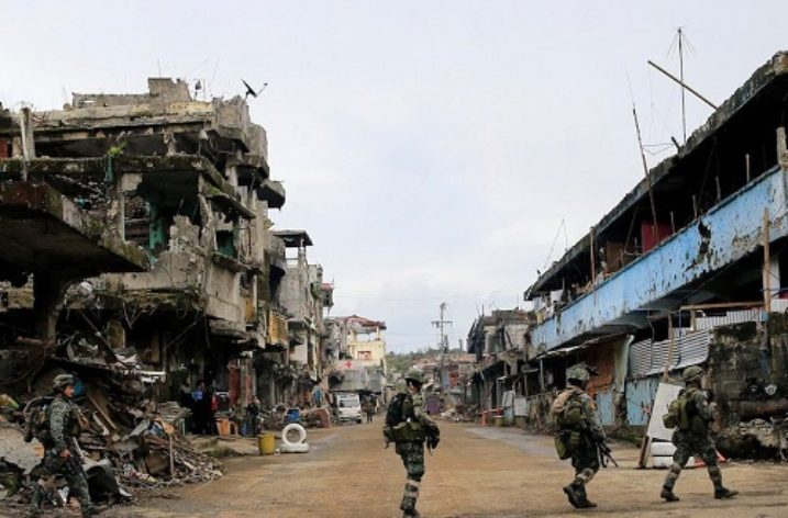 Battle of Marawi leaves trail of death and destruction in Philippines