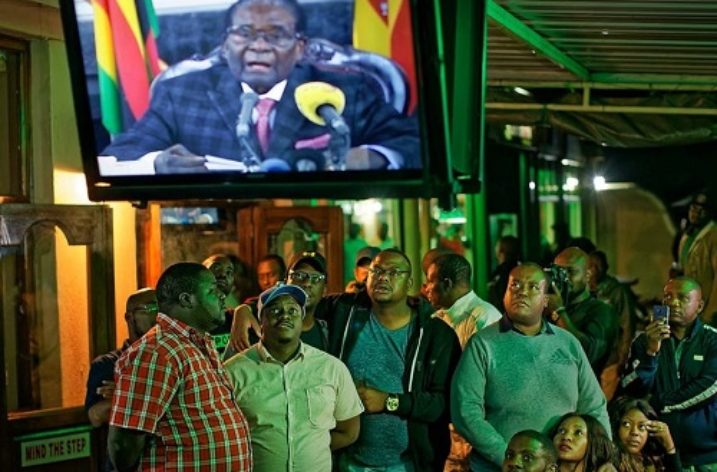 Can we safely say goodbye to the last Napoleon of Africa, Robert Mugabe?