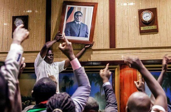 Zimbabwe's Coup De Gabriel