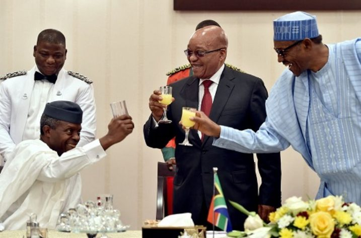 What do Nigerian leaders really do afterwards?