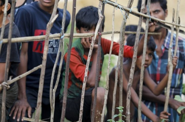 Myanmar operates apartheid against Rohingya