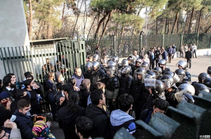 In Iran at least 1,000 detained protesters at risk of torture