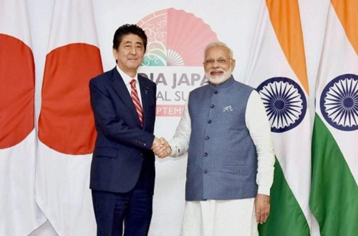 The Growth Triad: India-Japan-Africa