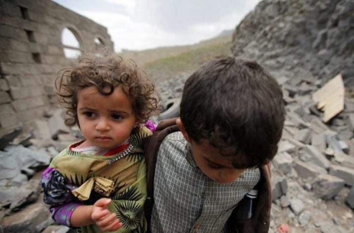 3 Million Children Born Into War In Yemen