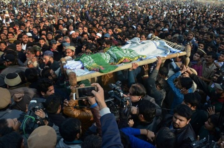 Zainab's death an unbearable weight on our shoulders