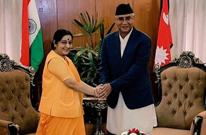 India strengthens ties with Nepal