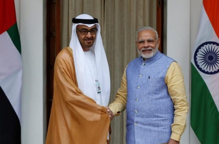 Modi reaches out to Islamic countries