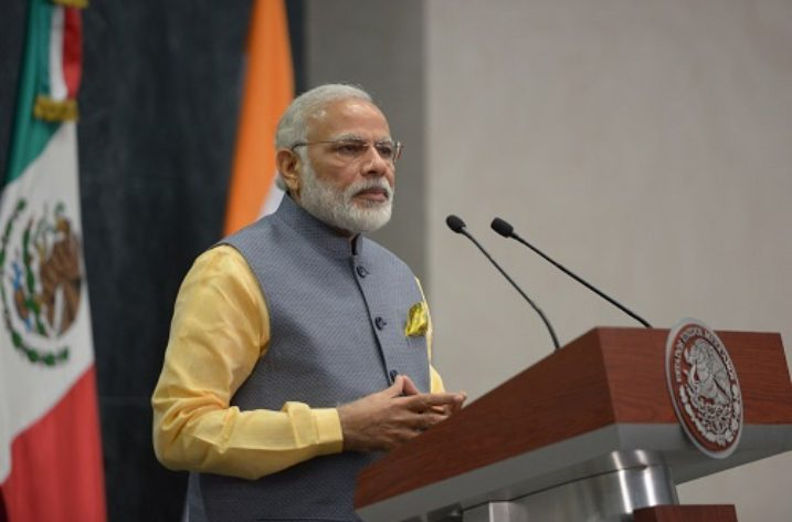 Modi: Technology should be used for development, not destruction