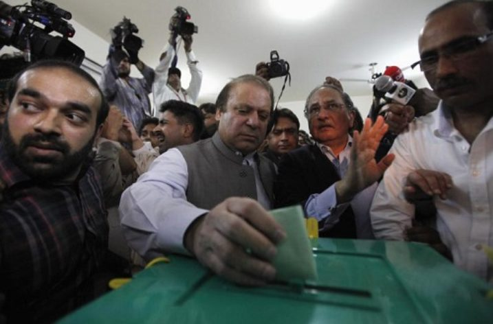 To win the battle Sharif needs a two third majority